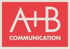A+B COMMUNICATION Logo